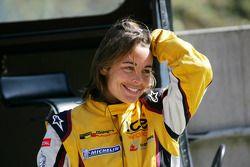 #9 Vanina Ickx; Ford GT Matech; Belgian Racing