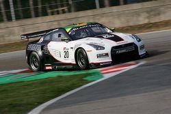 #20 Ricardo Zonta, Enrique Bernoldi; Nissan GT-R; Sumo Power GT