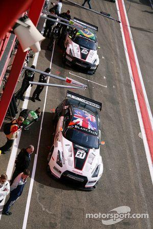 Jamie Campbell-Walter, David Brabham ; Nissan GT-R; Sumo Power GT