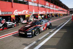 Peter Dumbreck, Richard Westbrook ; Nissan GT-R ; JR Motorsports
