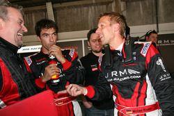 Michael Krumm, Lucas Luhr ; Nissan GT-R ; JR Motorsports