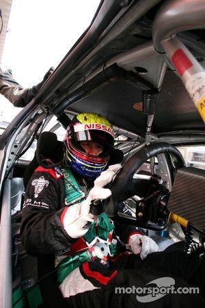 Michael Krumm ; Nissan GT-R ; JR Motorsports