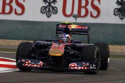Daniel Ricciardo Test Driver, Scuderia Toro Rosso