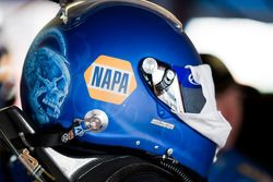 Casco de Martin Truex Jr., Michael Waltrip Racing Toyota
