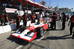 Car of James Jakes, Dale Coyne Racing