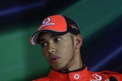 3de Lewis Hamilton, McLaren Mercedes