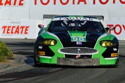 #98 Jaguar RSR Jaguar XKR: P.J. Jones, Paul Gentilozzi