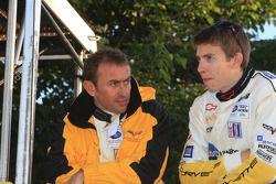 Olivier Beretta en Tom Milner