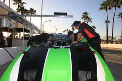 Jaguar RSR team