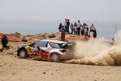 Sébastien Ogier et Julien Ingrassia, Citroën DS3 WRC, Citroën Total World Rally Team