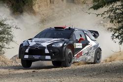 Кімі Райкконен, Кай Ліндстрьом, Citroën DS3 WRC, ICE 1 Racing