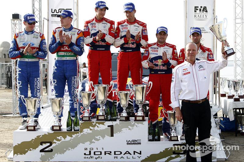 """Jordanie 2011 : vainqueur pour 0""""2"""