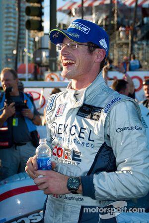 PC winnaar Gunnar Jeannette