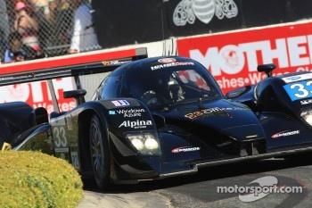 #33 Level 5 Motorsports Lola Honda: Scott Tucker, Christophe Bouchut