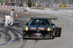 #11 JDX Racing Porsche 911 GT3 Cup: Nick Ham, Scott Blackett
