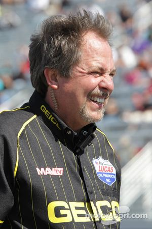 Geico Top Fuel Dragter Crew Cheif, Dickie Venables