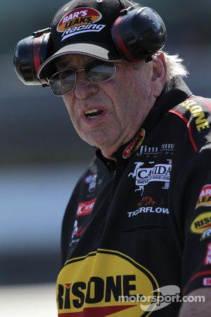 Team Owner Drag Racing legend Jim Dunn