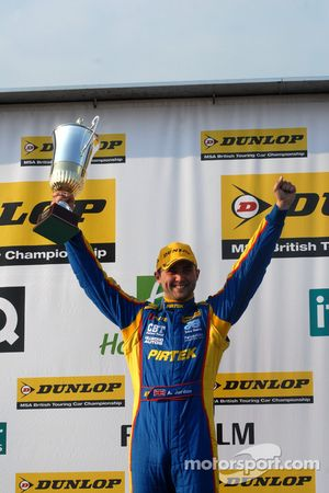 2nd place: Andrew Jordan, Pirtek Racing