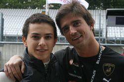 Pipo Derani en Duarte
