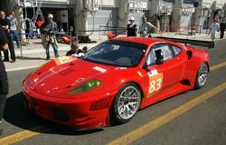 #83 JMB Racing Ferrari F430