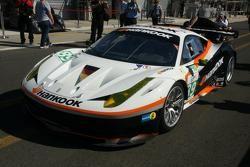 #89 Hankook - Team Farnbacher Hankook Ferrari 458 Italia