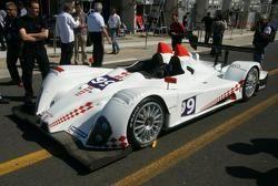#99 JMB Racing Oreca