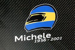 Erinnerung an Michele Alboreto