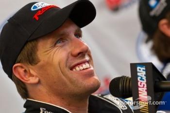 Post-race press conference: Carl Edwards