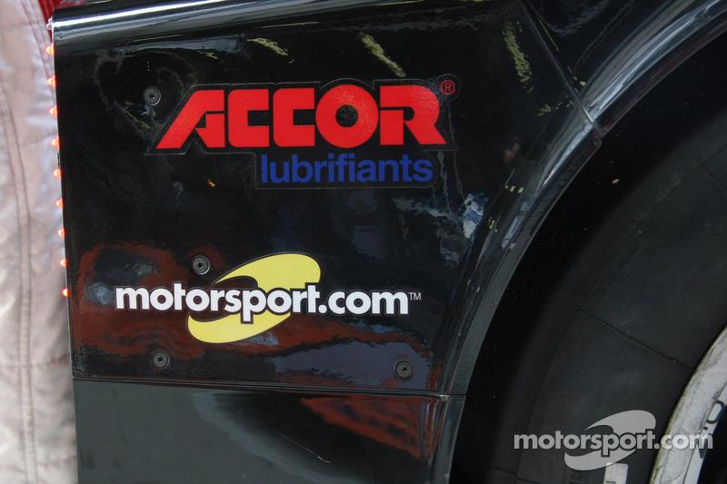 #33 Level 5 Motorsports Lola Coupe-HPD mit Motorsport.com Logo