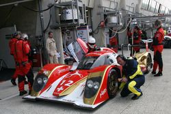 #12 Rebellion Racing Lola B 10/60 Coupe-Toyota: Николя Прост, Нил Джани, Йерун Блекемолен