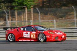 #83 JMB Racing Ferrari F430: Manuel Rodrigues