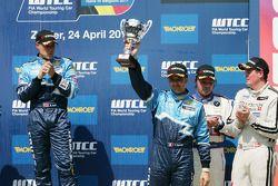 Yvan Muller, Chevrolet Cruz 1.6T, Chevrolet 3de