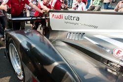 #1 Audi Sport Team Joest Audi R18 TDI detail