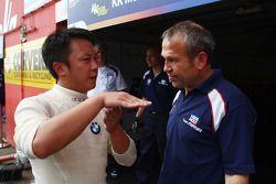 Marchy Lee Ying Kin BMW 320 TC, Deteam KK Motorsport