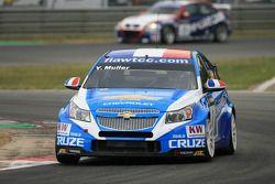 Yvan Muller, Chevrolet Cruz 1.6T, Chevrolet