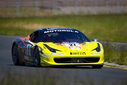 #27 Ferrari of Houston Ferrari 458 Challenge: Mark McKenzie