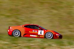 #4 Ferrari of Silicon Valley Ferrari F430 Challenge: Chris Ruuda