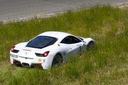 #9 Ferrari of Beverly Hills Ferrari 458 Challenge: Jay Lee van de baan
