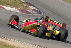 Andrew Ranger lapping the California Speedway infield road course