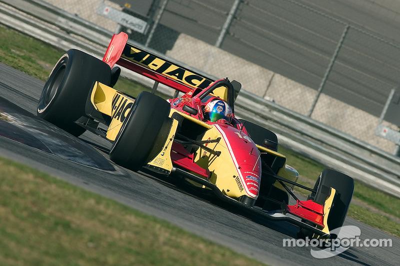Andrew Ranger im Champ Car