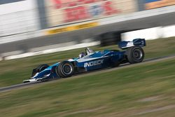 Paul Tracy on the straight