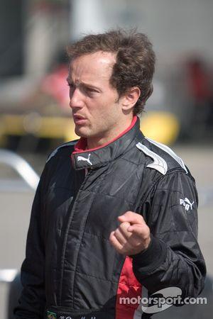 Cristiano da Matta drives for PKV Racing in 2005