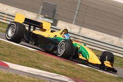 Marcus Marshall tests for Walker Racing