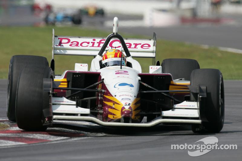 Oriol Servia venceu no Canadá em 2005 na Champ Car