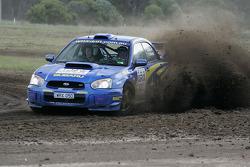 Subaru WRX experience: Sébastien Bourdais