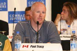 Indy breakfast: Paul Tracy