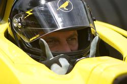 Champ Car 2-seater expérience: un invité sur la piste avec Alex Tagliani