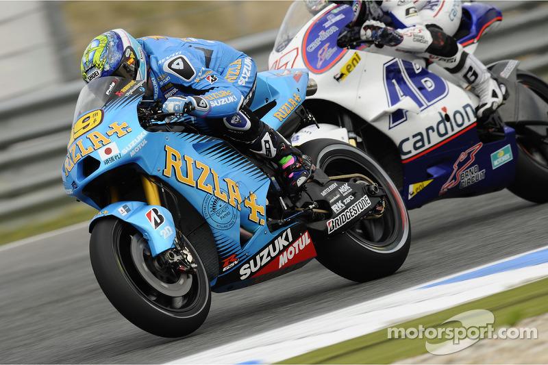 2011 - MotoGP (Suzuki)