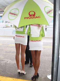 Девушки Pramac Racing