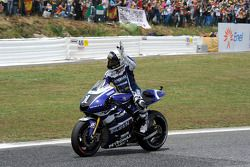 Second place for Jorge Lorenzo